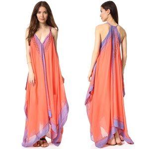 {Free People} Merida Printed Maxi Dress